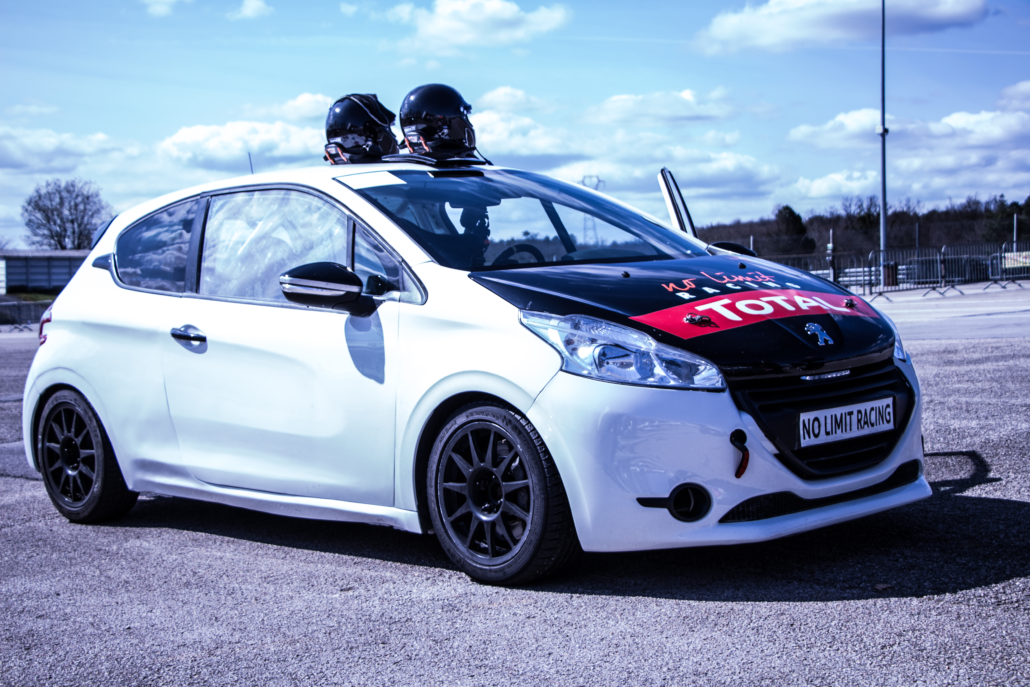 Peugeot sport 208 Racing cup No limit racing