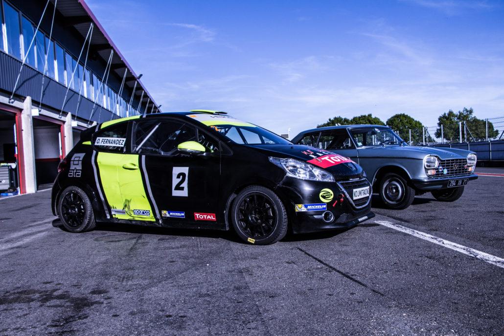 208 Racing Cup & Peugeot 204