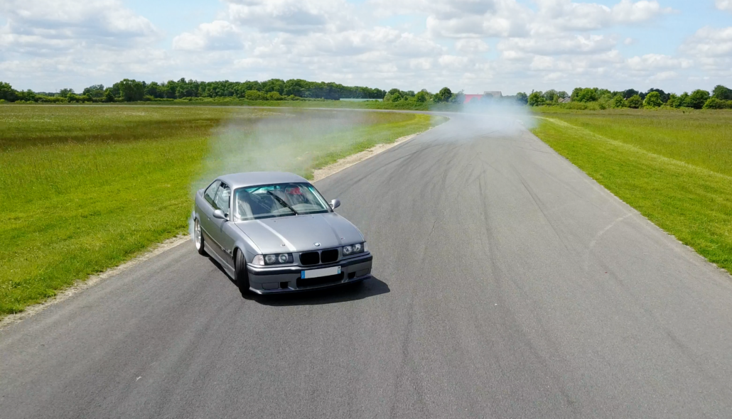 Stage de pilotage drift bmw