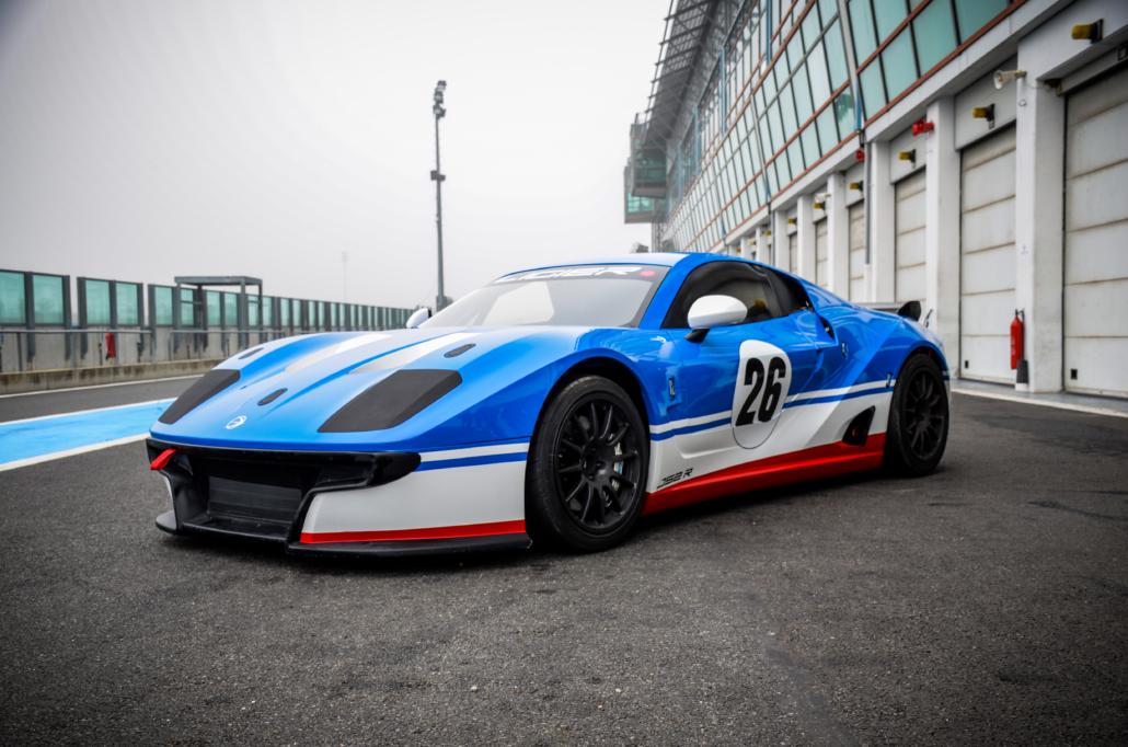 Location Ligier JS2 R