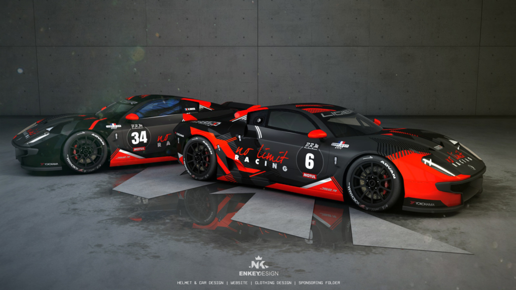Ligier JS2R No Limit Racing
