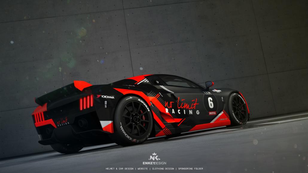 Arrière Ligier JS2R