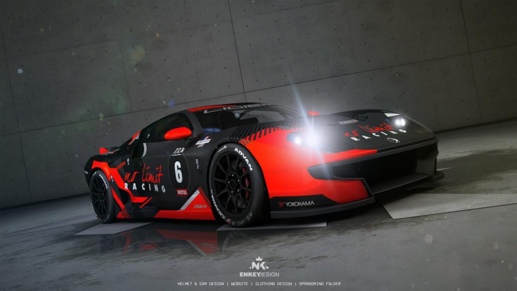Ligier JS2R No Limit Racing