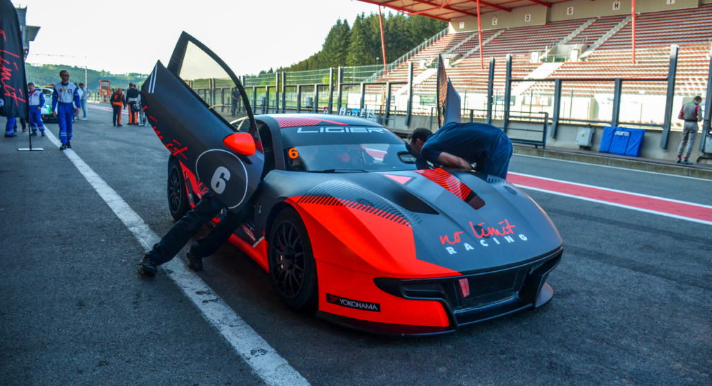 Ligier JS2 R No Limit Racing Spa 2019