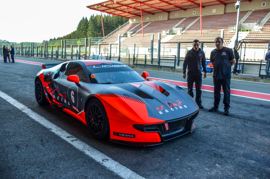 Ligier JS2 R No Limit Racing Spa 2019