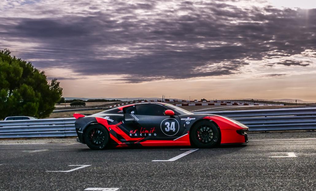 Ligier JS2 R No Limit Racing Lédenon 2019